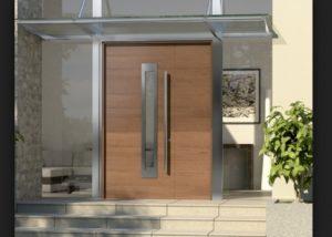 Desain Pintu Cafe Minimalis Kekinian